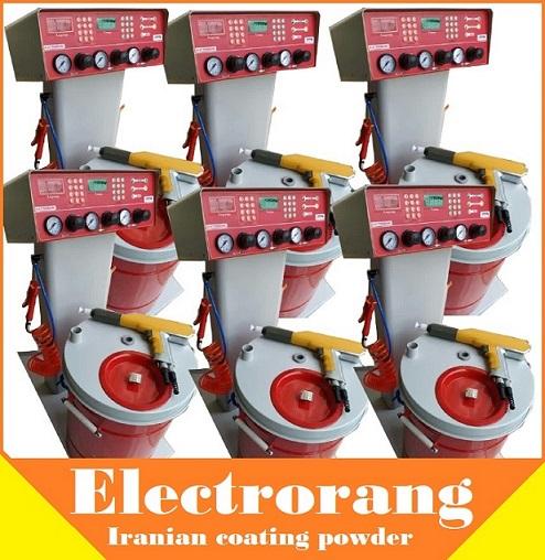 دستگاه الکترواستاتیک